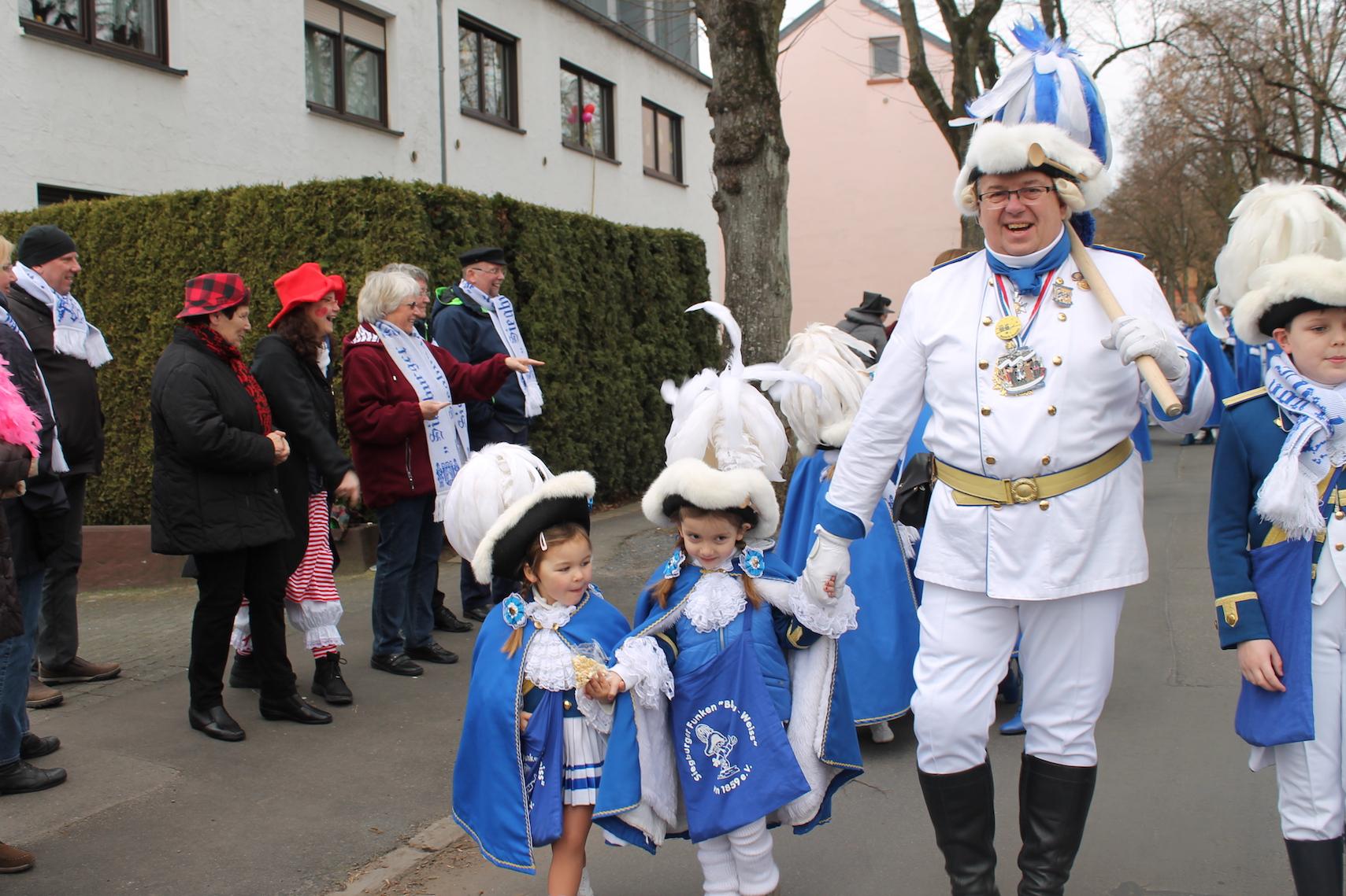 Siegburger funken blau weiß